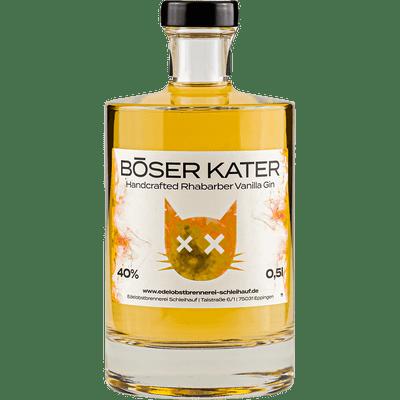 Böser Kater - Rhabarber Vanilla Gin