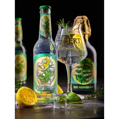 Hertl Gin & Tonic Set (1x Hopfen Gin + 6x Hop Tonic)