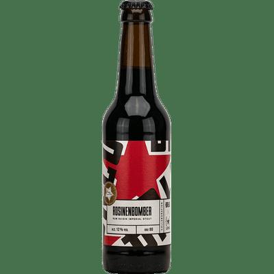 BRLO Rosinenbomber - Rum Rosinen Imperial Stout