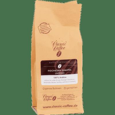 Kaffee Indonesien Sumatra Lintong