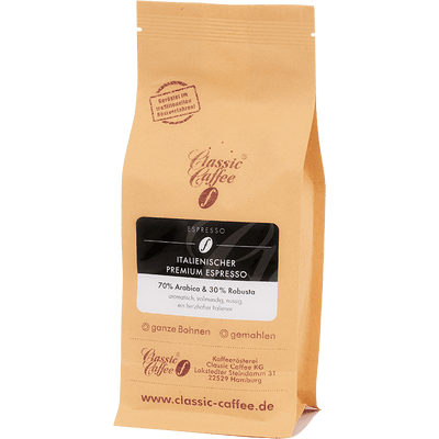 Italienischer Premium Espresso