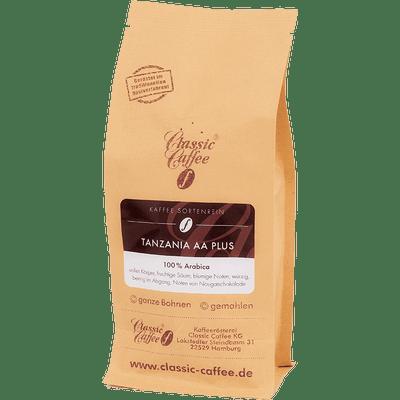 Kaffee Tanzania AA Plus