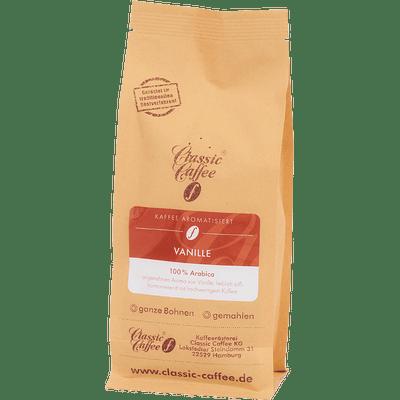 Aromatisierter Kaffee - Vanille