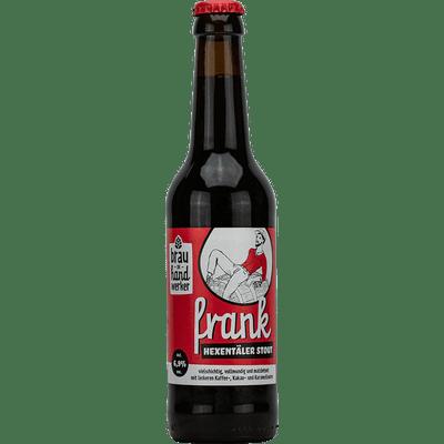 Frank - Hexentäler Stout