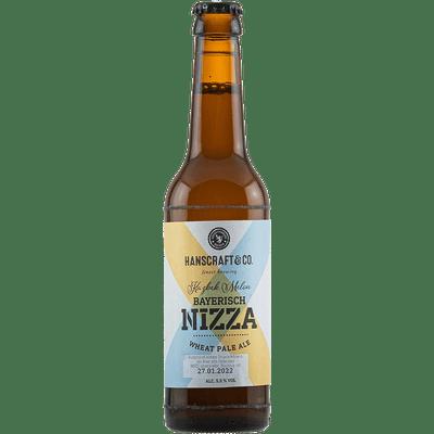Hanscraft & Co. Bayerisch Nizza Kazbek Melon - Pale Ale