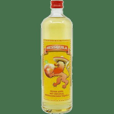 Hessquila - Hessischer Apfel-Tequila-Likör