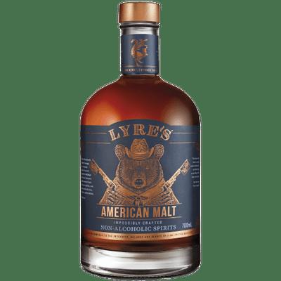 Lyre's American Malt - alkoholfreie Whisky-Alternative