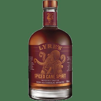 Lyre's Spiced Cane Spirit - alkoholfreie Rum-Alternative