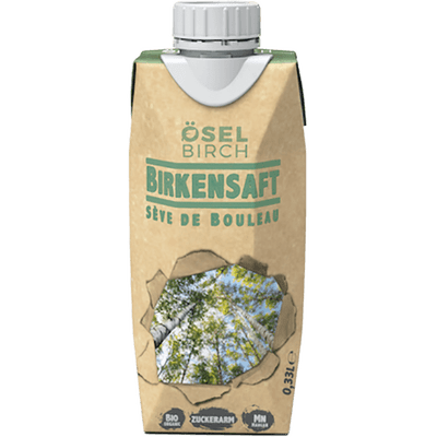 8x Bio-Birkensaft NATUR