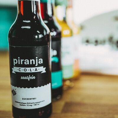 Piranja Schnupperkiste - 20x Limonaden und Eistee (9 verschiedene Sorten) Beauty Shot