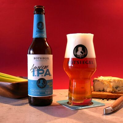 6x ROTSIEGEL American India Pale Ale Beauty Shot
