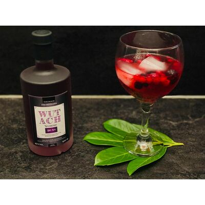 WUTACH Wildberry - Dry Gin Beauty Shot