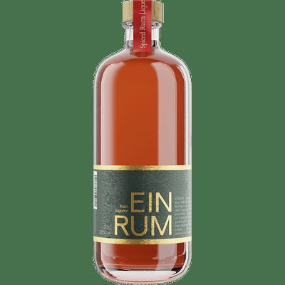 EINRUM - Spiced Rum Liqueur