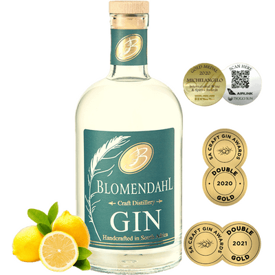 Blomendahl Gin - Dry Gin