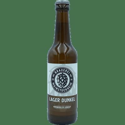 Brauerei Mainstockheim Lager Dunkel