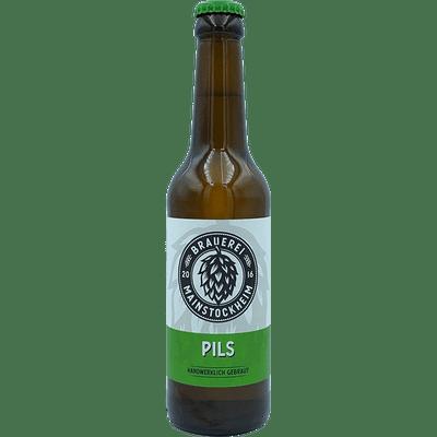 Brauerei Mainstockheim Pils