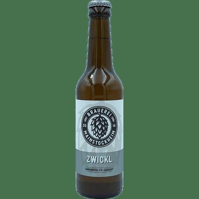 Brauerei Mainstockheim Zwickl