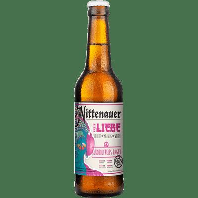 Freie Liebe - Alkoholfreies Lager