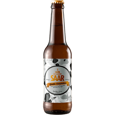 9x Gentle Temptation - Barley Wine styled Craft Beer