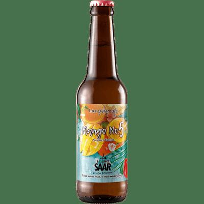 18x Mango No. 5 - Sommerbier mit Mango