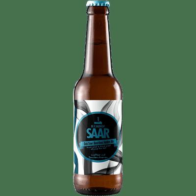 9x Oak Tree Bourbon Amber Ale - Whiskybier