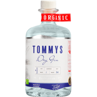 Tommys Dry Gin