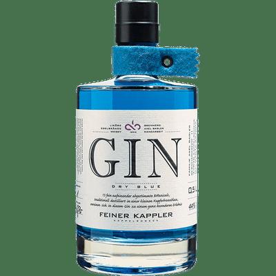 Dry Blue Gin - London Dry Gin
