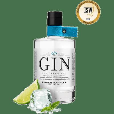 Feiner Kappler Distilled Dry Gin