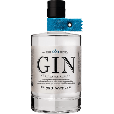 Distilled Dry Gin - London Dry Gin