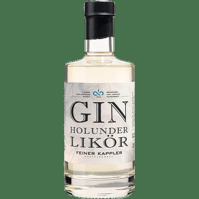 Gin Holunder Likör