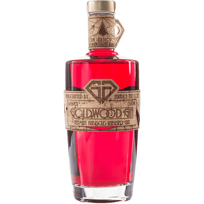 Goldwood Gin - Coral Red Blossom