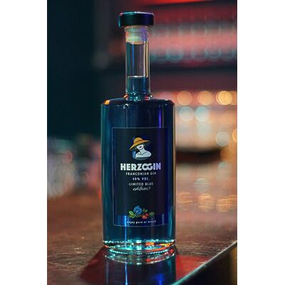 Herzogin Limited Blue Edition - Franconian Dry Gin 2
