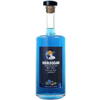 Herzogin Limited Blue Edition - Franconian Dry Gin