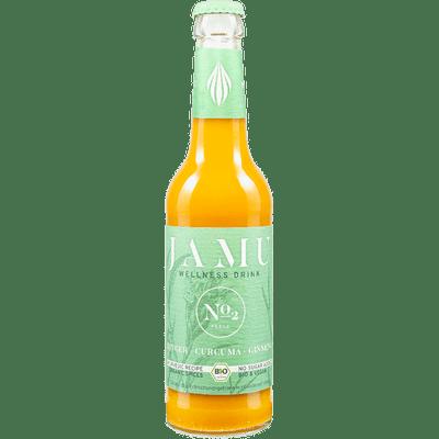 6x Bio Jamu No2 - Limonade - Mit jedem Schluck ein Om