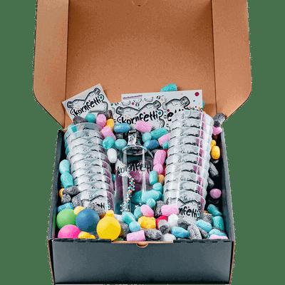 Kornfetti - KornPong Box (1x Weizenkorn + 20x Becher + Überraschungen) 2