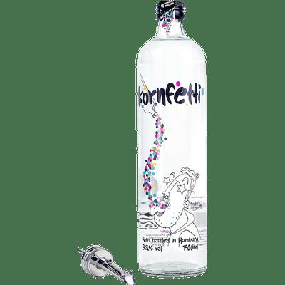 Kornfetti - Upcycling Bundle #2 (Weizenkorn + Öl-Ausgießer)