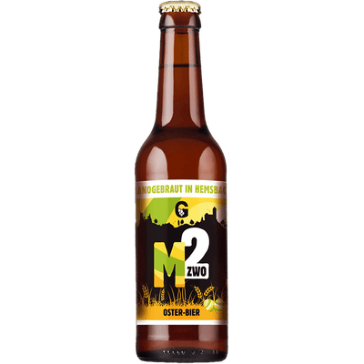 Mzwo Oster-Bier - Vollbier
