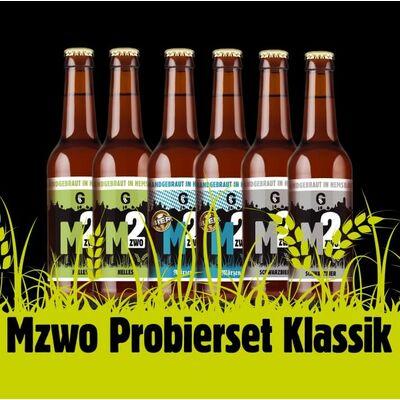 Mzwo Craft Beer Probierpaket Klassik (6x Craft Beer) - 2