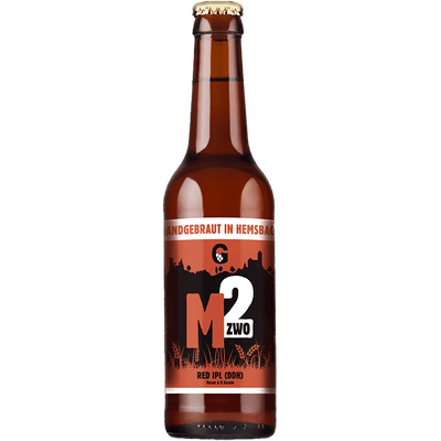 Mzwo Red IPL (DDH) - Double Dry Hopped India Pale Lager