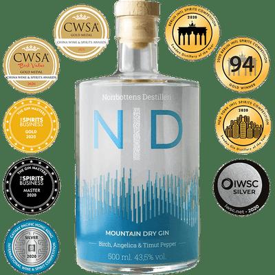 N|D Mountain Dry Gin 5