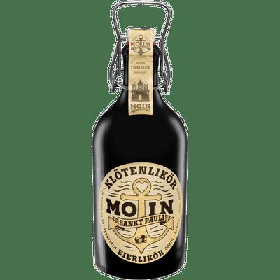 MOIN Klötenlikör - Eierlikör auf Rum-Basis