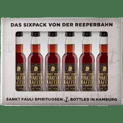 MOIN Rum Lütten Sixpack im Geschenkkarton 6x 4cl