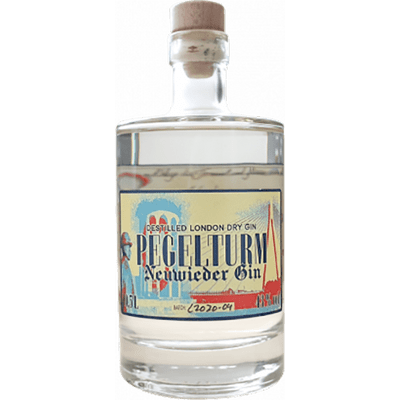 Pegelturm Gin - Neuwieder London Dry Gin
