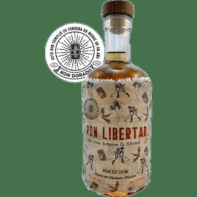 Ron Libertad Dorado - Golden Rum