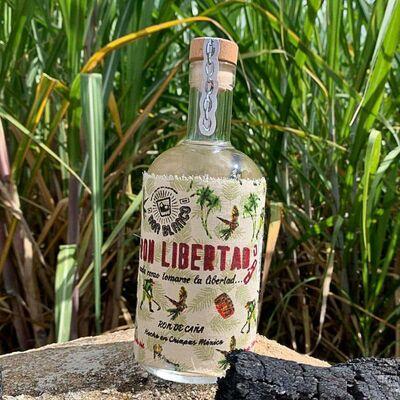 Ron Libertad - White Rum