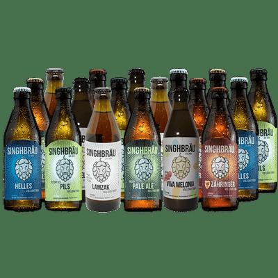 Profi-Kiste (18 Flaschen aus dem aktuellen Sortiment)