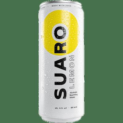 SUARO Lemon - 12x Hard Seltzer 2
