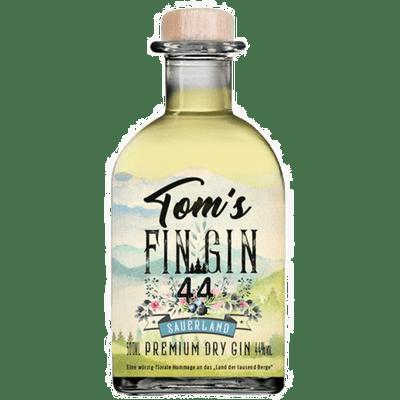 Tom´s Fin Gin 44 - Premium Sauerland Dry Gin