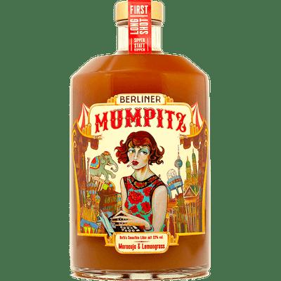 Ruth's Smoothie Liqueur - Maracuja & Lemongras