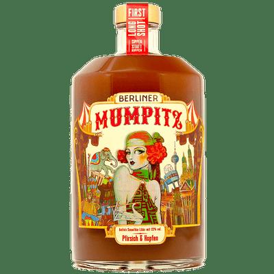 Anita's Smoothie Liqueur - Pfirsich & Hopfen